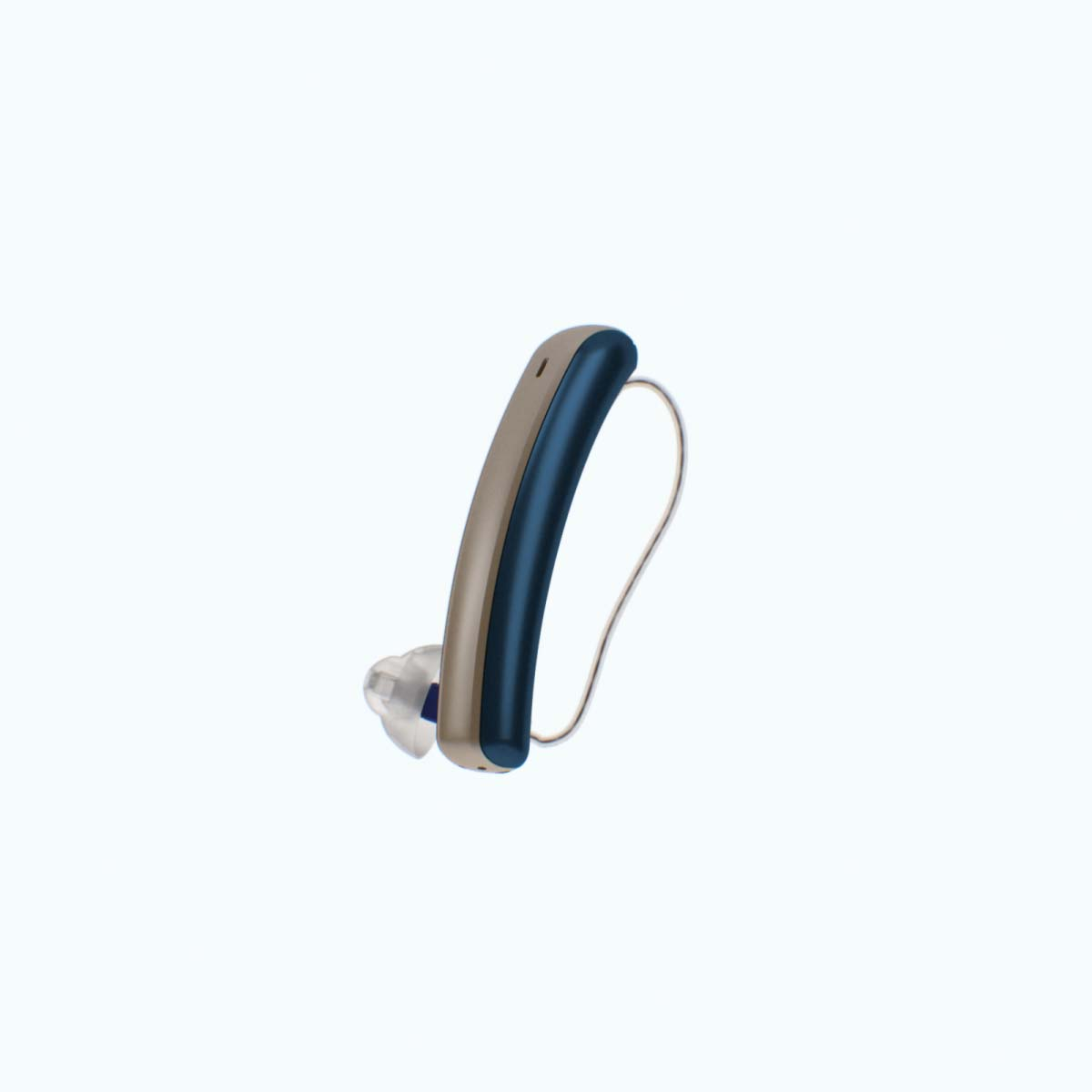Innovative MEENERGY™ iRIC™ hearing aid