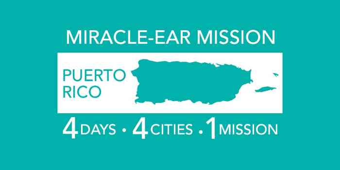 Miracle-Ear Mission Trip