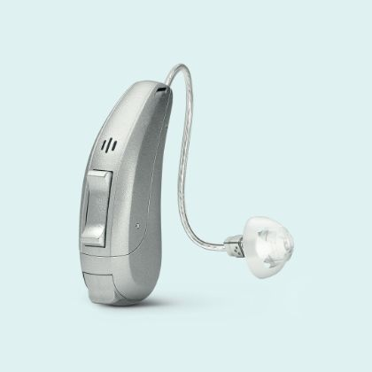 Affordable RIC hearing aid