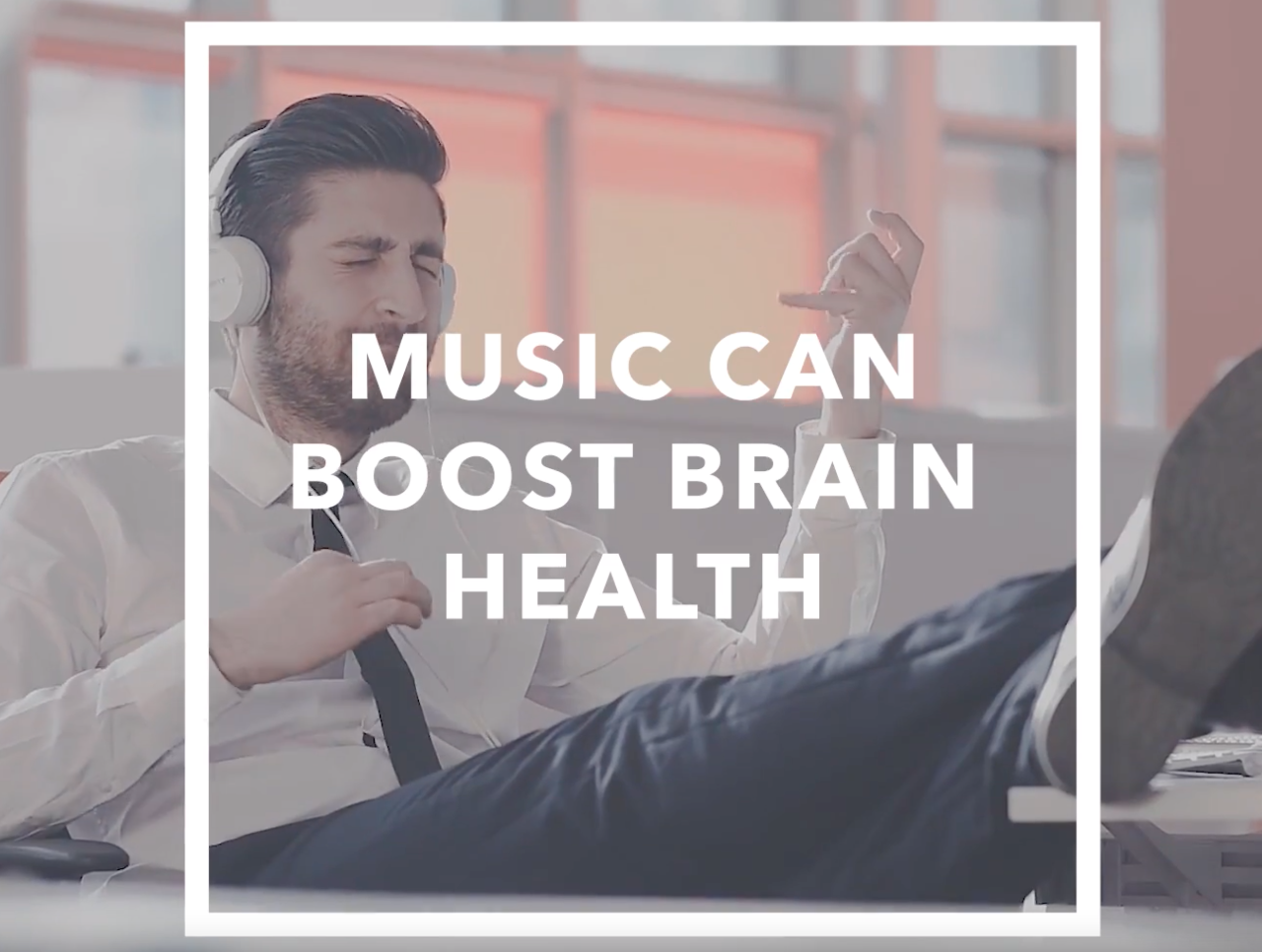 Music can boost brain health