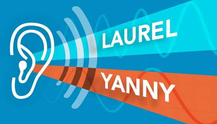 Yanny and Laurel