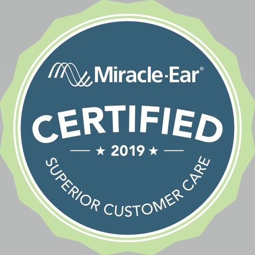 Miracle-Ear Certified