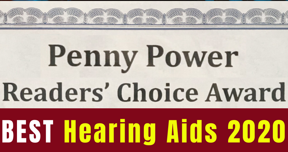 2020 Penny Power Readers' Choice Award