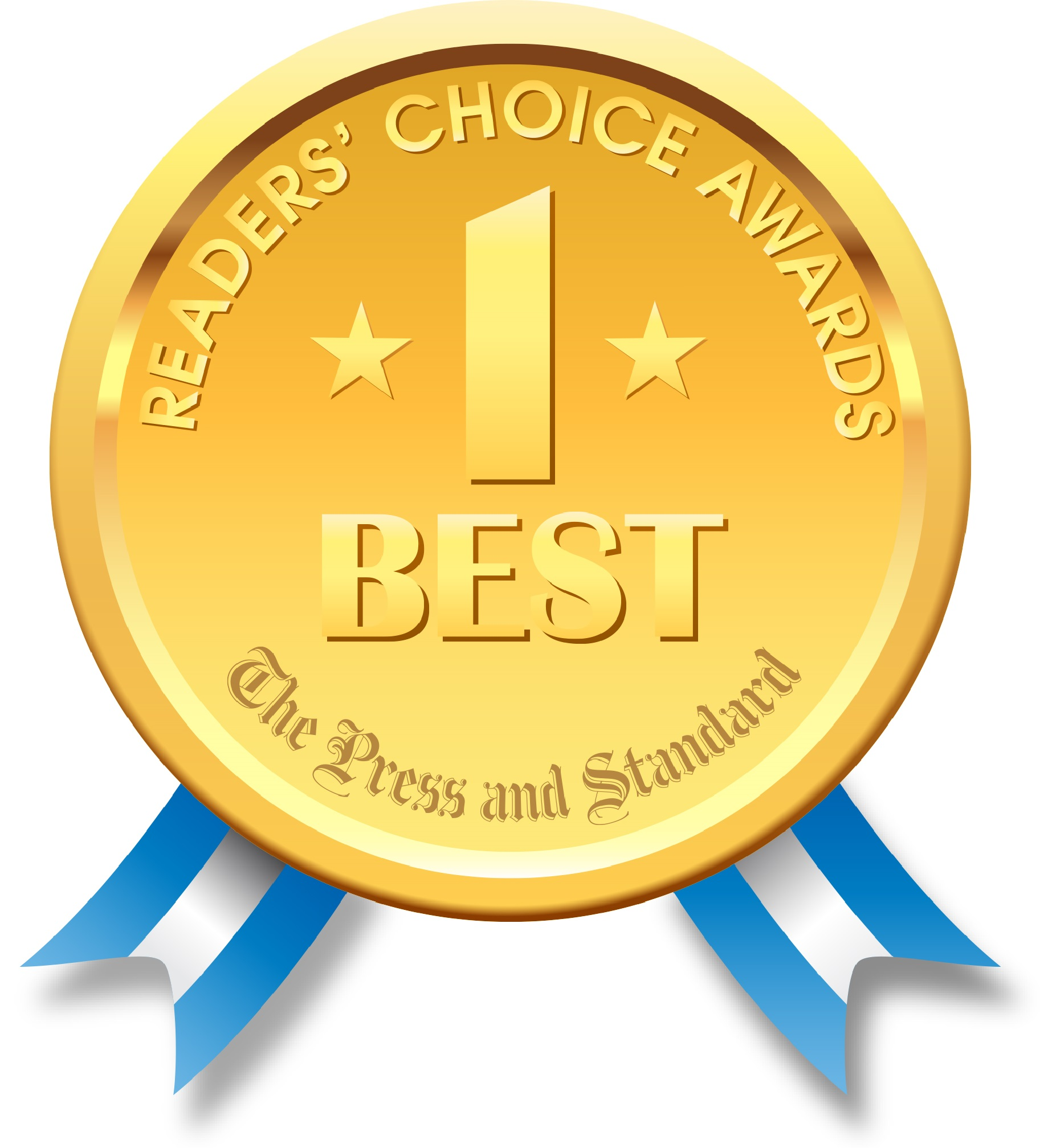 Voted #1 Hearing Aid Store by Reader's Choice