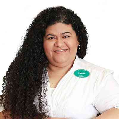 Maria Bustamante, Front Office Associate